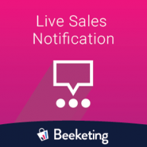 Live Sales Notification