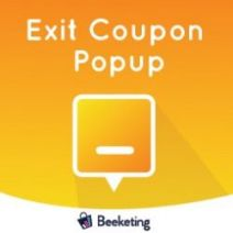Exit Coupon Popup